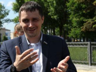 Алексей Власкин депутат Тамбов